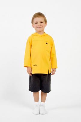 Джемпер GuliGuli Бк-32 желтый