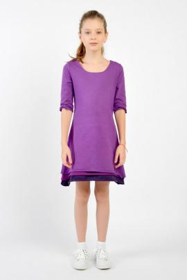 Платье GuliGuli П-12д фиолет