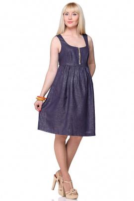 Платье Golden Valley 4156 темно-синий