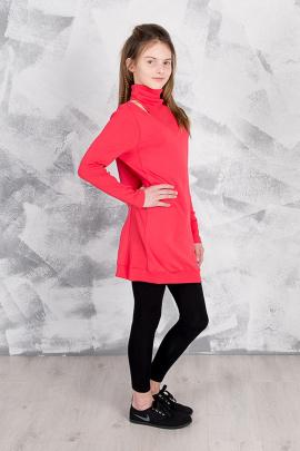 Платье GuliGuli П-62д красный