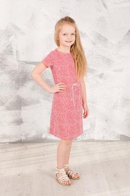 Платье GuliGuli П-71 красая-крапинка