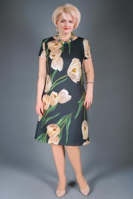 Платье Manklover 903 черный