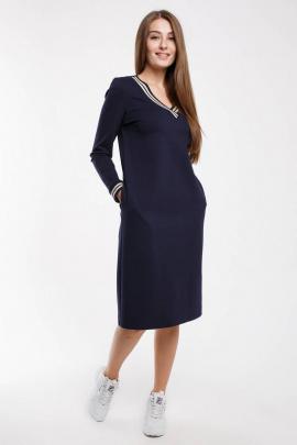 Платье Madech 195340 синий