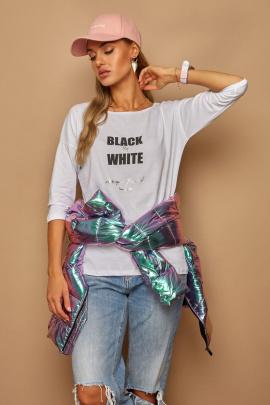 Блуза Lamajka L9245 белый