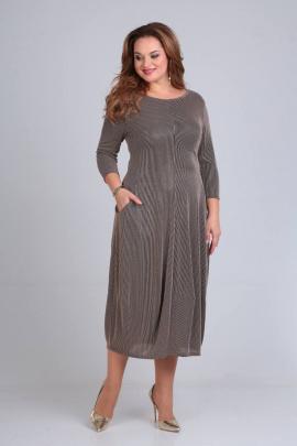 Платье Shetti 1007 золотой