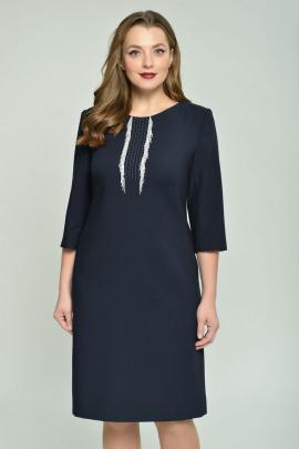 Платье GALEREJA 600 темно-синий