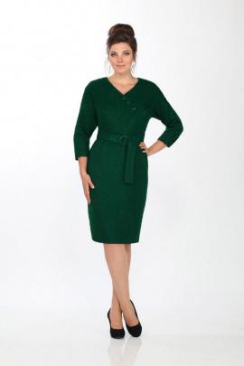 Платье Angelina 483 зелень