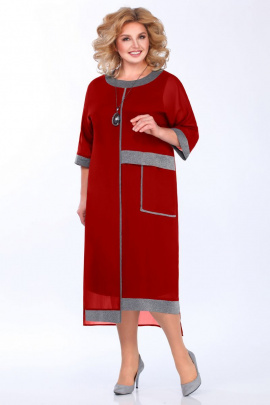 Платье Matini 1.1363 красный