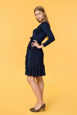 Платье Tanya Arzhanova 0289TA синий