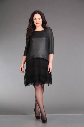 Платье ZigzagStyle 245 черный