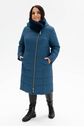 Пальто Bugalux 937 164-изумруд