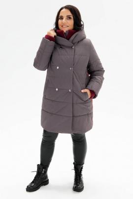 Пальто Bugalux 416 164-серый
