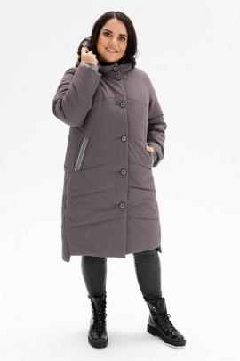 Пальто Bugalux 913 164-серый
