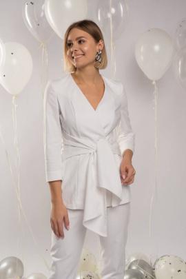 Женский костюм MUA 29-423-white