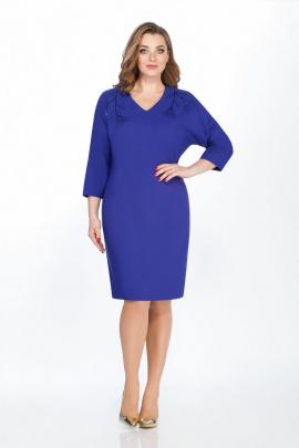 Платье GALEREJA 604 синий