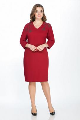 Платье GALEREJA 604 красный