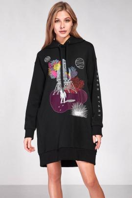 Платье Limi 2048 черный