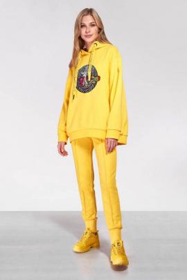 Худи Limi 3064 желтый