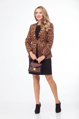 Жакет Anelli 795 леопард
