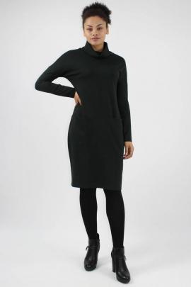 Платье VLADOR 500239 темно-зеелный