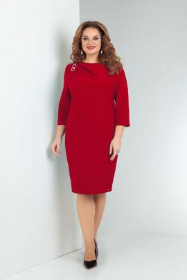 Платье Basagor 460 красный