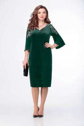 Платье Gold Style 2396 зеленый