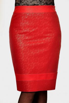 Юбка Klever 259 красный