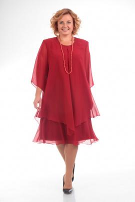 Платье Pretty 242  красный