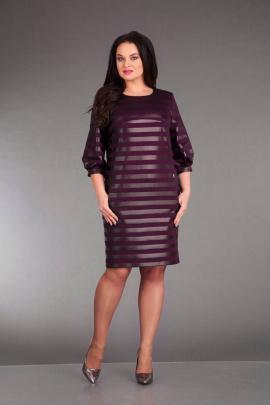 Платье ZigzagStyle 224 фуксия