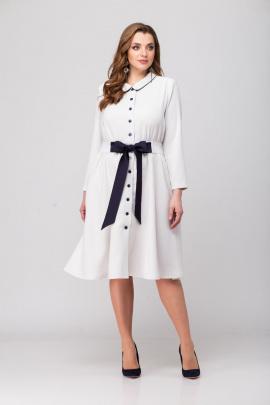 Платье Djerza 1444 белый
