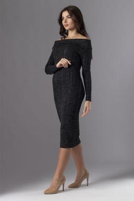 Платье VIZAVI 576 черный