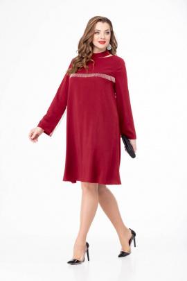 Платье Gold Style 2407 красный