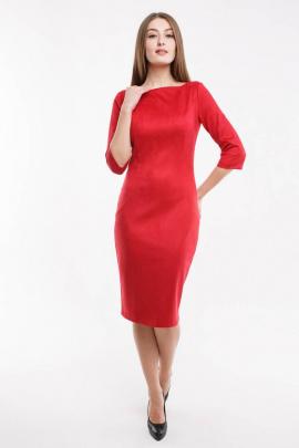 Платье Madech 185271 малиновый