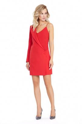 Платье PiRS 870 красный-красный