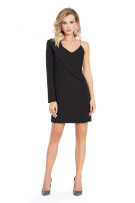 Платье PiRS 870 черный