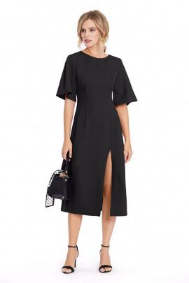 Платье PiRS 897 черный