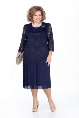 Платье Pretty 987 синий