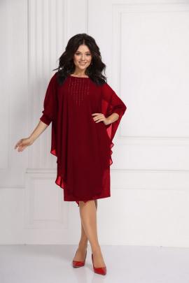Платье Solomeya Lux 615 бордо