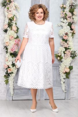 Платье Ninele 5759 белый