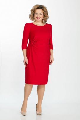 Платье LaKona 1275-1 красный