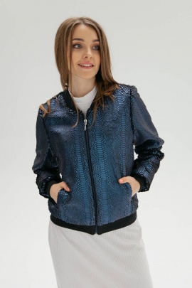 Куртка Bugalux 180 176-синий