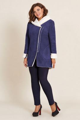 Куртка Магия Стиля М-2500 синий