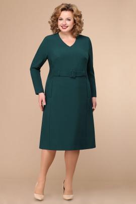 Платье Линия Л Б-1783 зеленый