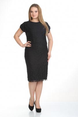 Платье Liona Style 311 черный