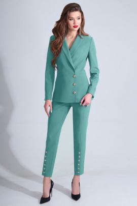 Женский костюм Golden Valley 6443 лазурный