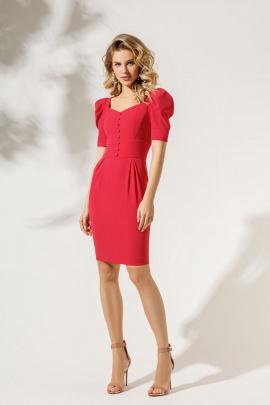 Платье DiLiaFashion 0312 фуксия