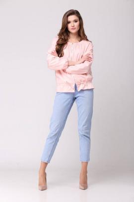 Куртка Verita 2050 розовый