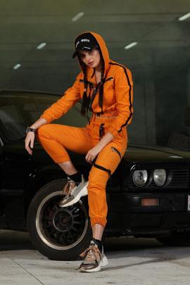 Женский костюм DOGGI 2689 оранж