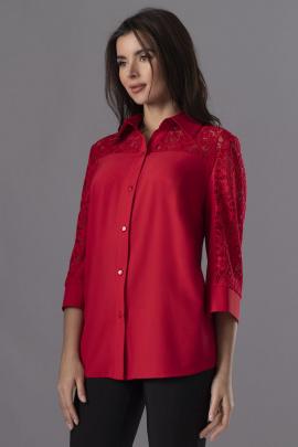 Блуза VIZAVI 617 красный