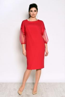 Платье Faufilure outlet С833 красный